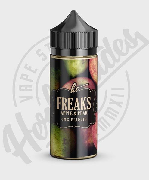 Freaks Apple & Pear