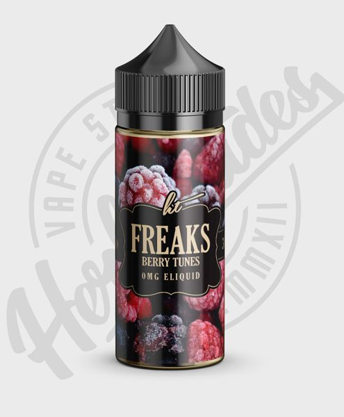 Berry Tunes 100ml