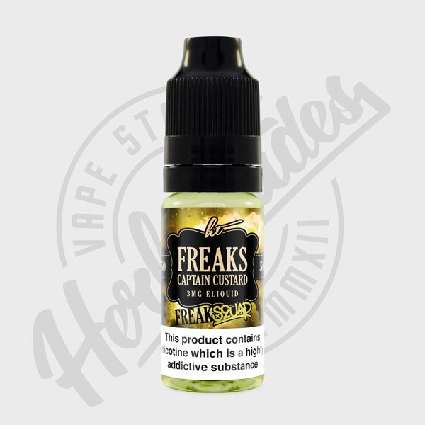Captain Custard 10ml