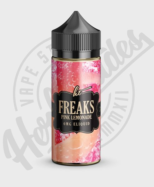 Pink Lemonade 100ml