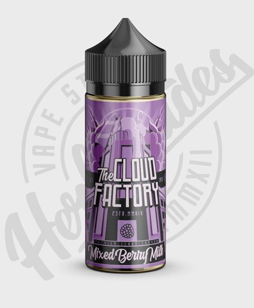 Mixed Berry Shake 100ml