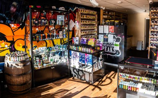 Spondon Store Re-Open