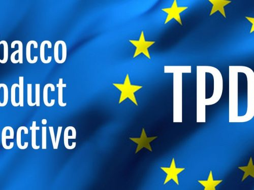 Tobacco Products Directive, what do you know?