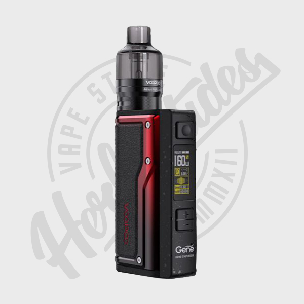 Argus GT Black / Red