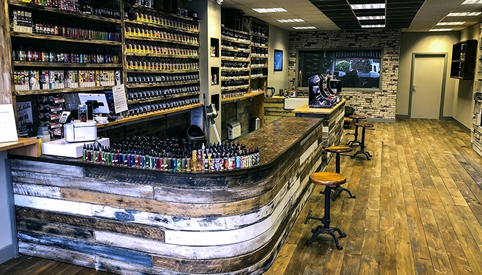 Our Vape Shops Reopen On 12Th April