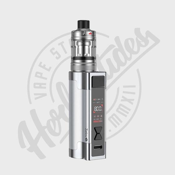 Aspire Zelos 3 kit Silver
