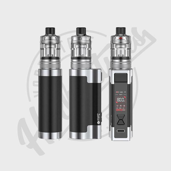 Aspire Zelos 3 kit Black Overview
