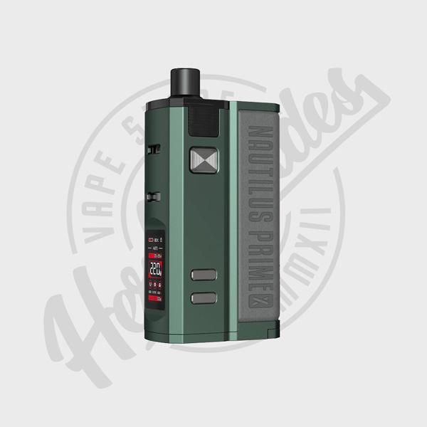 Aspire Nautilus Prime X Hunter Green